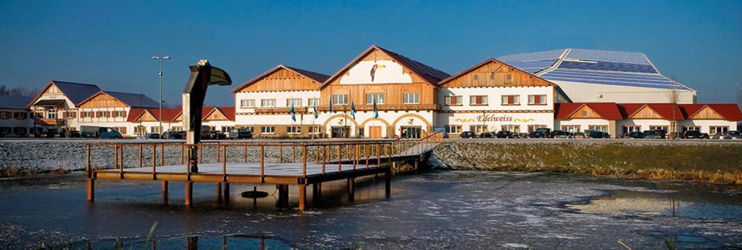 Wittenburg skihalle hotel